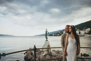 wedding in opatija